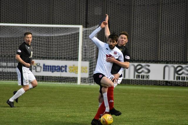 East Fife's League One season concludes at Broadwood.