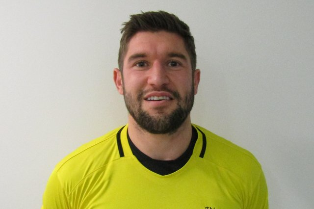 Ronnie Barnes got his name on the scoresheet for Thistle