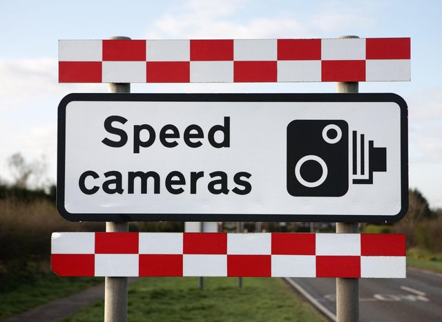 Here are all the mobile speed cameras currently in use around Fife.