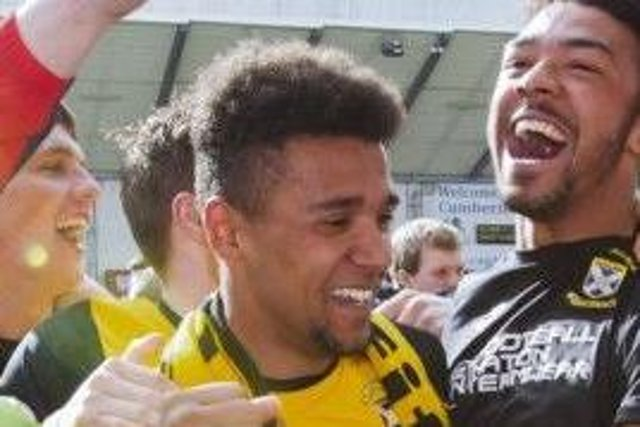 Nathan Austin hit the opener on his return to East Fife
