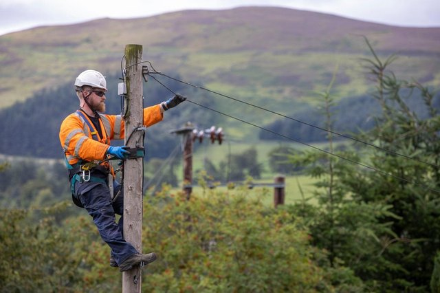 Openreach has announced plans to build the network in  some of the region's hardest to serve communities.