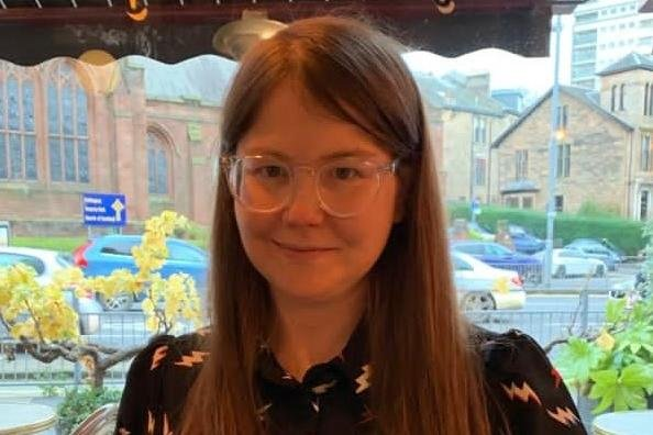 JohannaGray, also known as Jo, was reported missing from Gartnavel Hospital in Glasgow on Thursday, April 1.