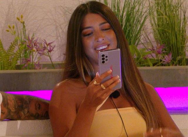 Shannon Singh has been dumped from the Love Island villa (ITV)