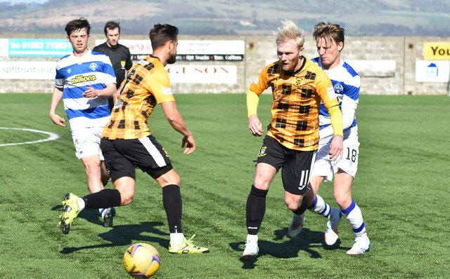 East Fife return to League One duty following Saturday's home cup tie against Greenock Morton