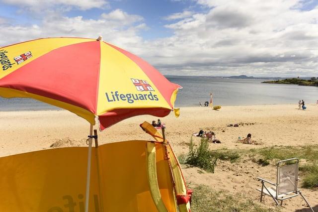 Aberdour beach  (Pic: Fife Photo Agency)