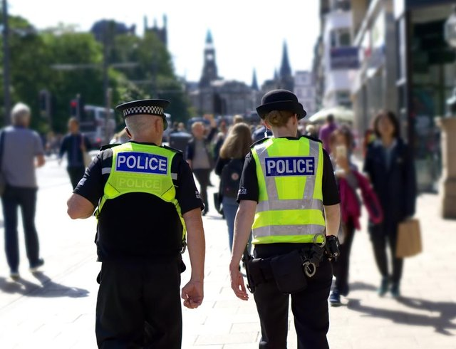 Buckhaven, Methil and Wemyss Villages saw 140 stop and searches during lockdown – 64 per cent of incidents were negative and 36 per cent were positive.