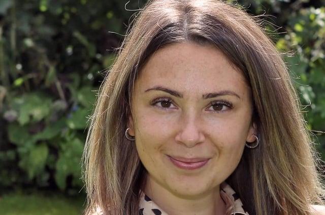 Iryna Petkevica.