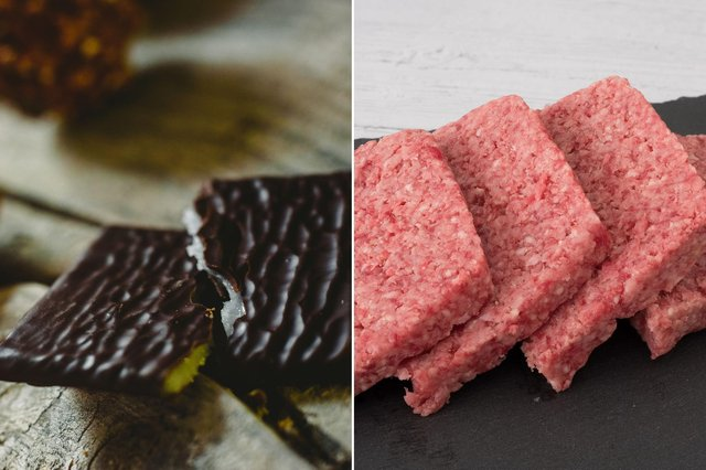 Square sausage and After Eights? We asked you what unusual food combinations you enjoy and you had some 'interesting' dishes to share.