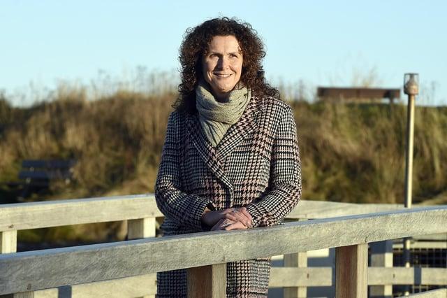 MP Wendy Chamberlain.