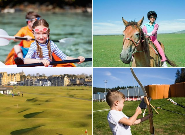 Some of the fun activities your children can enjoy over the summer holidays.