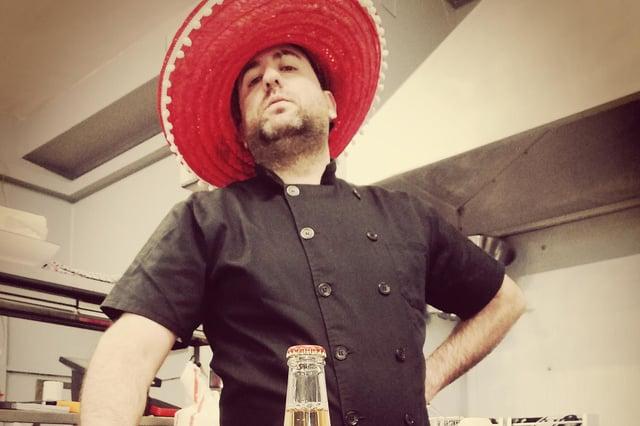 Francesco Arcobelli has opened a new Mexican takeaway in Kirkcaldy.
