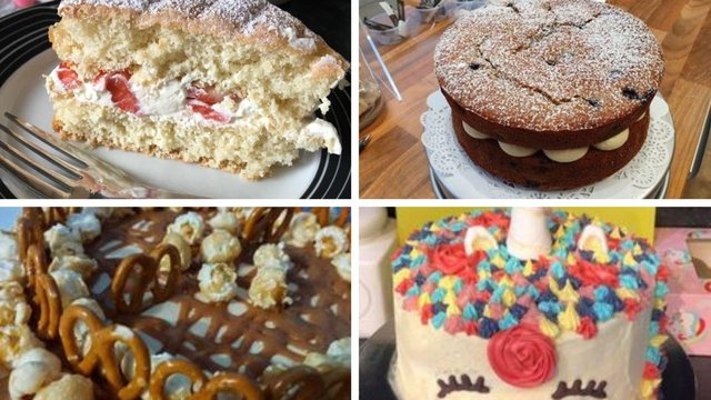 Fife bakers have shared their lockdown showstoppers