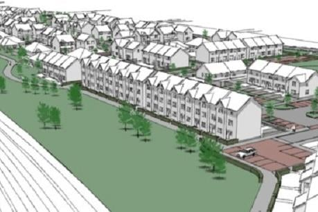 Allanwater Homes has lodged a planning application for 135 homes to the east of Kirkcaldy beside Boreland Road in Dysart, Kirkcaldy.