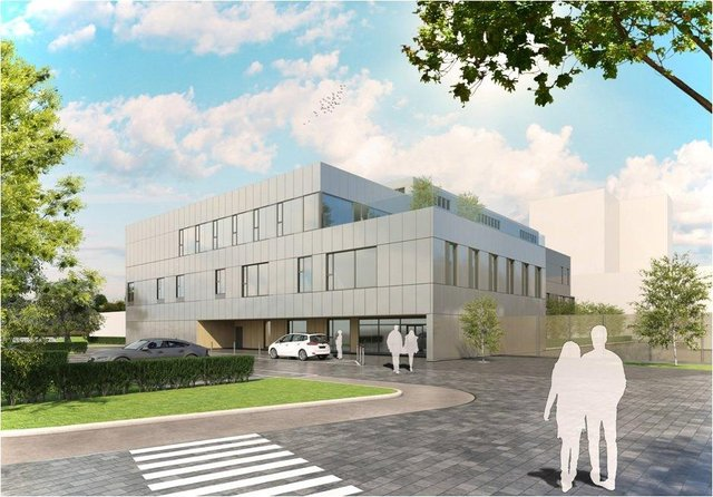 A new state-of-the-art elective orthopaedic centre is planned for completion in spring 2022.