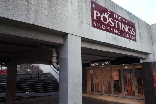 The Postings Shopping Centre, Kirkcaldy