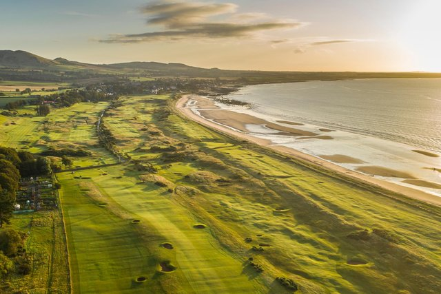 Fife boasts some of the finest golf courses and facilities in the world