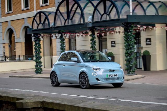 2021 Fiat 500