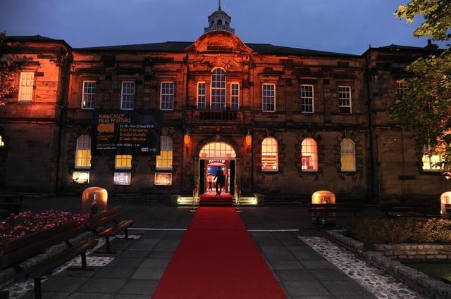 Adam Smith Theatre, Kirkcaldy (Pic: David Wardle)