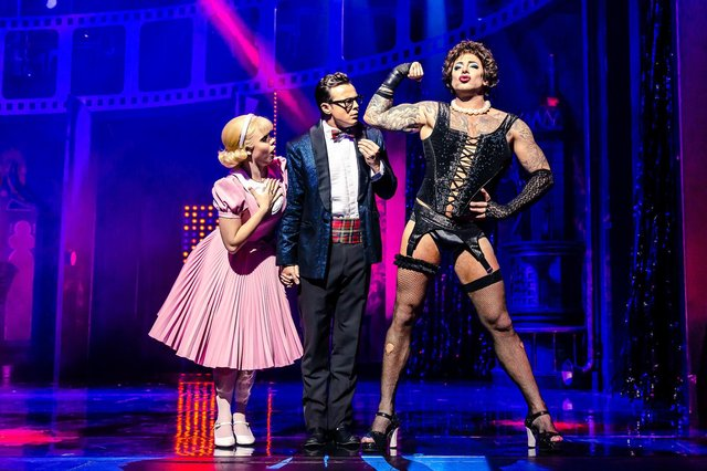 When it comes to audience participation, no show can come close to emulating the sheer magic of The Rocky Horror Picture Show (Pic: Richard Davenport)