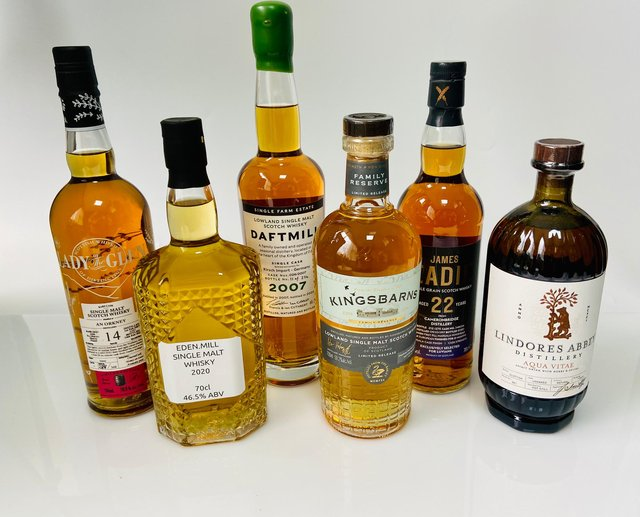 Some of the drams from Fife.