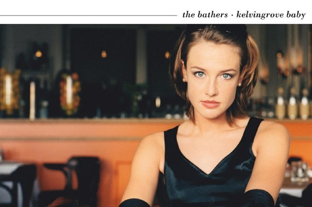 The Bathers' Kelvingrove Baby album cover