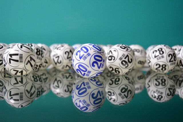A new community lottery will be launched soon.