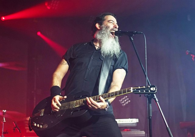 Dave Arcari (Pic:  Valentina Abrazey)