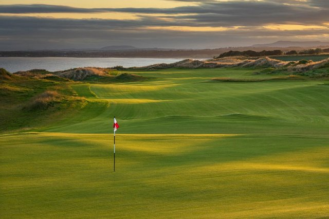 Dumbarnie Links has barely been open a year but has developed an excellent reputation. Pic by Mark Alexander