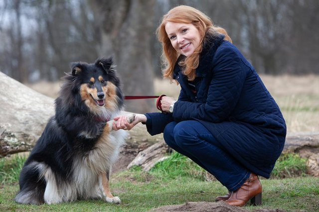 Dogs are often our best friends but it's up to us to keep our four-legged companions under control, which the new campaign, spearheaded by Minister for Community Safety Ash Denham, aims to make clear.