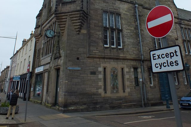 St Andrews Town Hall,
