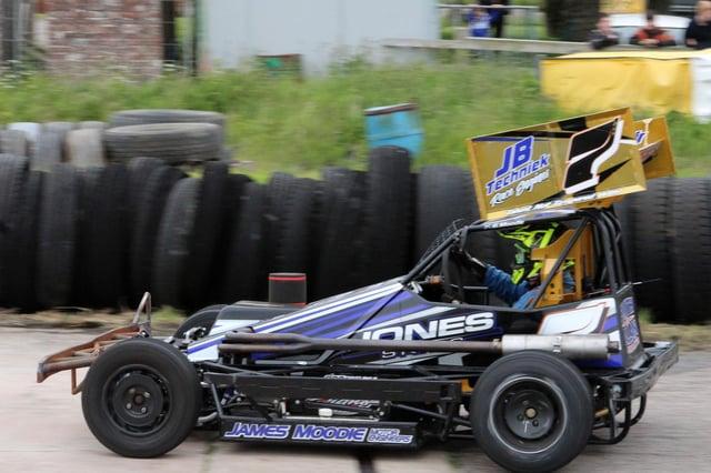 Gordon Moodie in his formula II