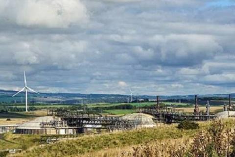 Fife Shell NGL plant