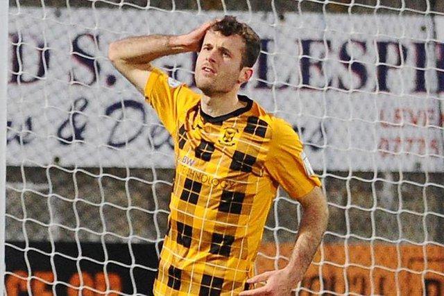 East Fife's match with Peterhead this Saturday will now kick off at noon