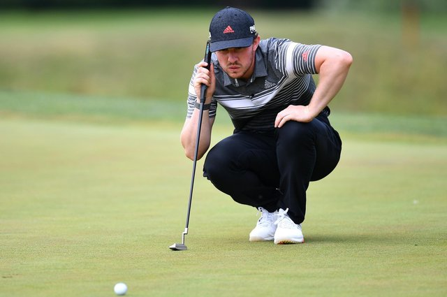 Can Connor Syme claim his first European Tour title this week on home soil? Photo by Stuart Franklin/Getty Images