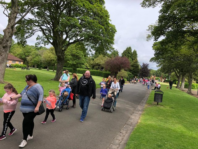 Kirkcaldy Walking Festival is back for summer 2021 with a programme of led walks taking place from 31st July – 8th August.