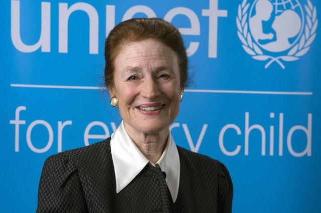 Henrietta H. Fore, Executive Director UNICEF  (Pic: Christine Nesbitt)