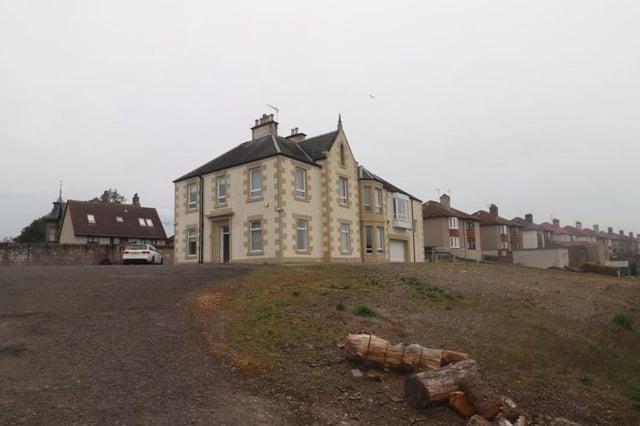 Netherton House, Glenlyon Road, Leven.