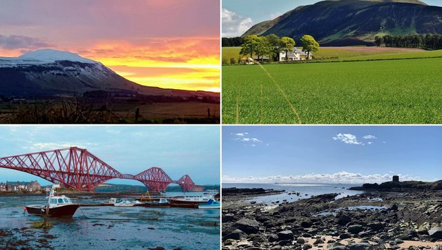 A few of the amazing views of Fife taken by you.
