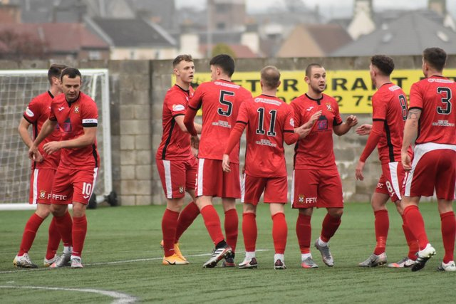 It's been a long wait, but East Fife will resume their league season shortly. Pic by Kenny Mackay
