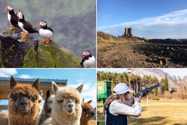 A few of the great day trips you can take from Kirkcaldy.