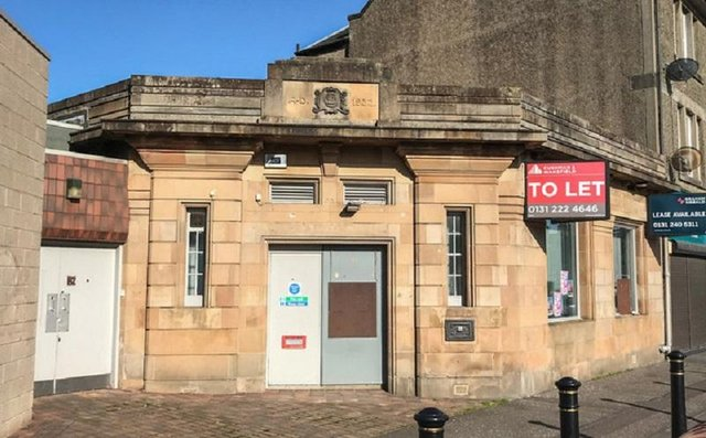 The new premises for EATS Rosyth