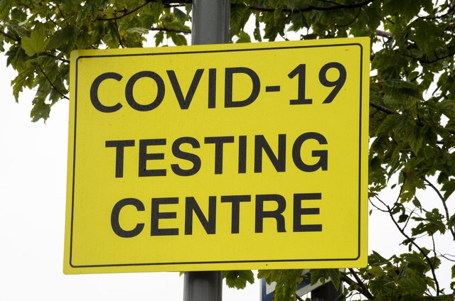 The new testing site is opening in Methil