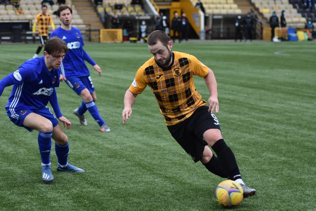 East Fife host Greenock Morton in the third round of the Scottish Cup
