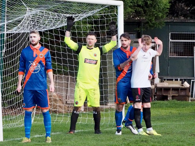 The East and West of Scotland Football League set-ups look likely to only grow further and now of boundary areas for new applications has been confirmed. Pic by Blair Smith