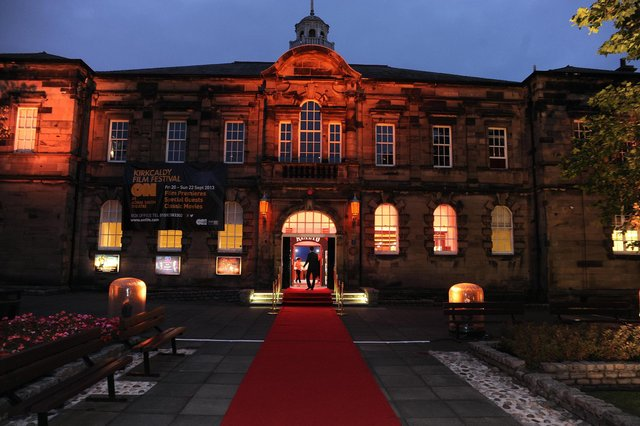 Adam Smith Theatre (Pic: David Wardle)