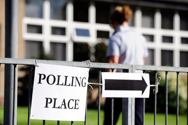 Fifers are going to the polls in the Scottish Parliament elections.