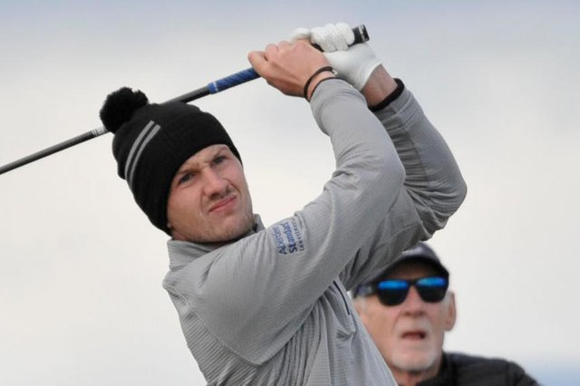 Connor Syme has returned to European Tour duty this week. Stock image by John Stewart.