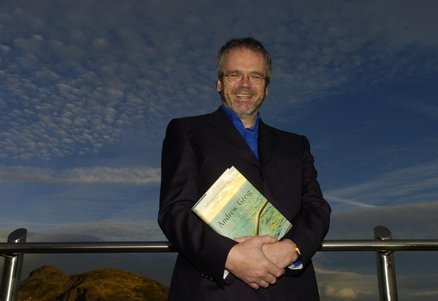 Andrew Greig's book, In Another Light wins the 2004 Saltire Society/Faculty of Advocates Scottish Book of the Year