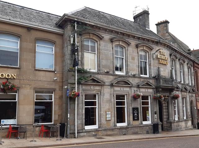 Robert Nairn pub, Kirk Wynd, Kirkcaldy