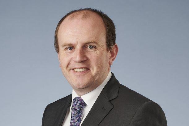 Colin Brown has been elected as vice-president of Fife Chamber of Commerce.